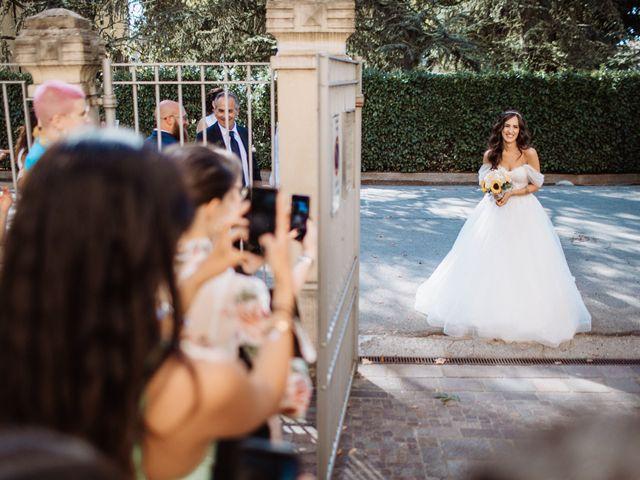 Il matrimonio di Andrea e Nicole a Parma, Parma 41