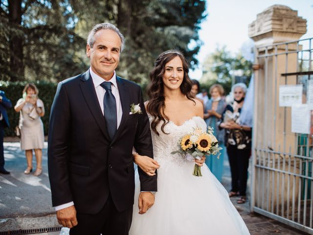 Il matrimonio di Andrea e Nicole a Parma, Parma 43