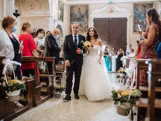 Il matrimonio di Andrea e Nicole a Parma, Parma 44