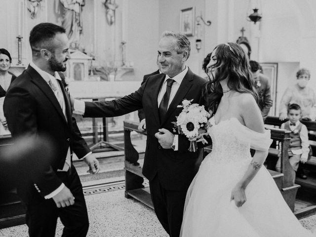 Il matrimonio di Andrea e Nicole a Parma, Parma 46