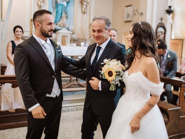 Il matrimonio di Andrea e Nicole a Parma, Parma 47