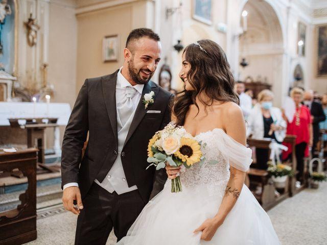 Il matrimonio di Andrea e Nicole a Parma, Parma 48