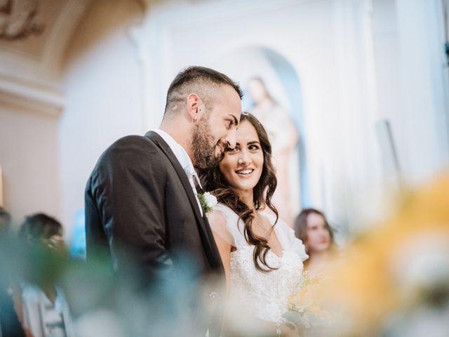 Il matrimonio di Andrea e Nicole a Parma, Parma 49