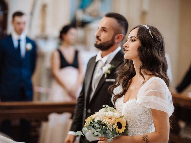 Il matrimonio di Andrea e Nicole a Parma, Parma 50