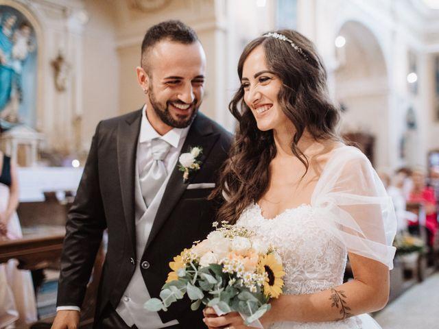 Il matrimonio di Andrea e Nicole a Parma, Parma 52