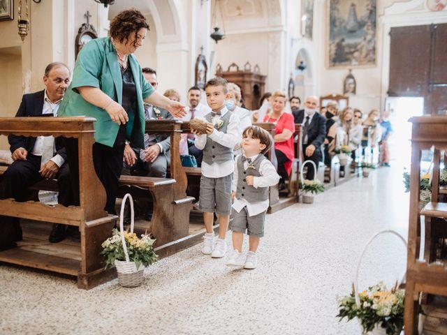 Il matrimonio di Andrea e Nicole a Parma, Parma 53