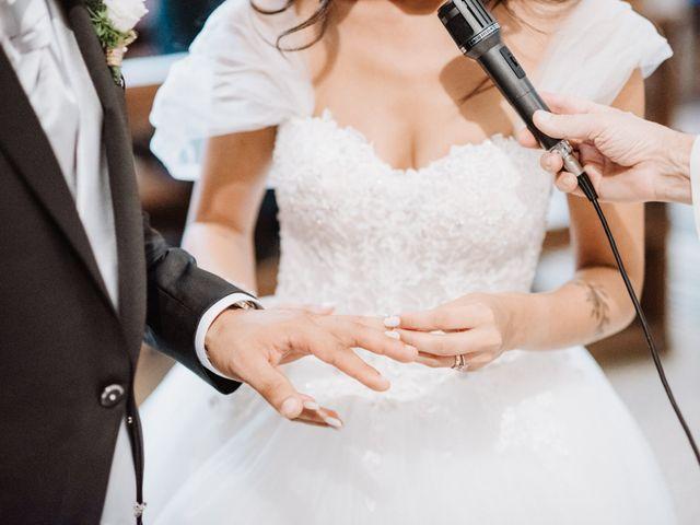 Il matrimonio di Andrea e Nicole a Parma, Parma 56