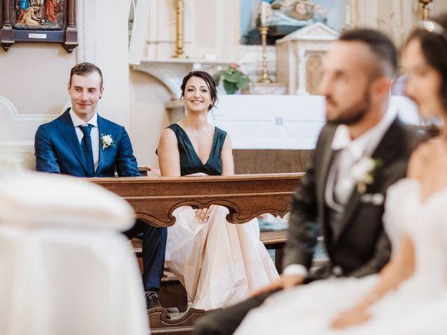 Il matrimonio di Andrea e Nicole a Parma, Parma 66