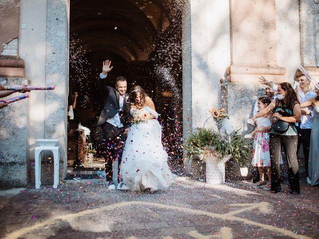 Il matrimonio di Andrea e Nicole a Parma, Parma 69