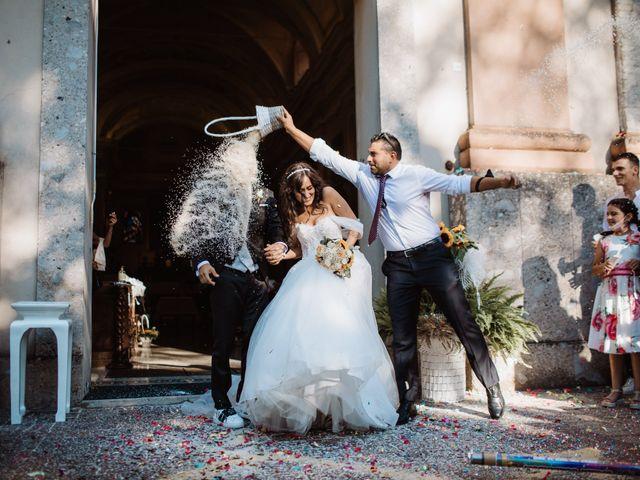 Il matrimonio di Andrea e Nicole a Parma, Parma 70