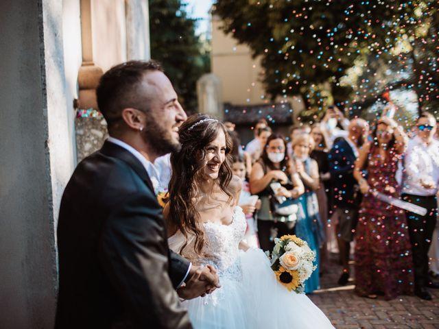Il matrimonio di Andrea e Nicole a Parma, Parma 71