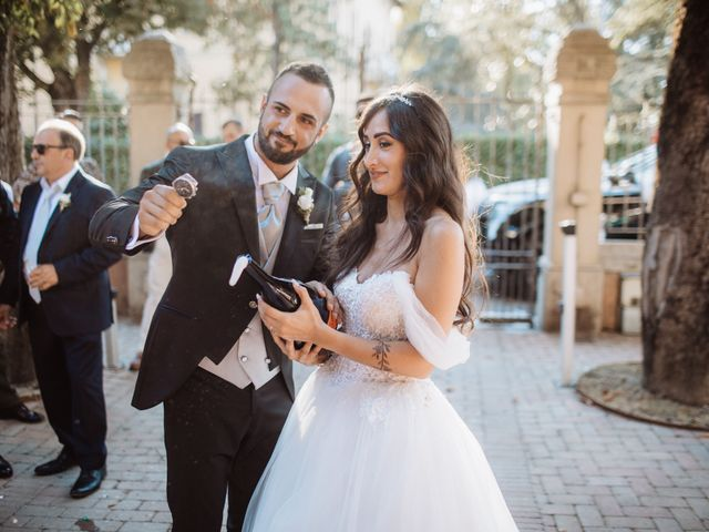 Il matrimonio di Andrea e Nicole a Parma, Parma 74