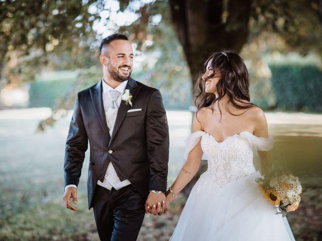 Il matrimonio di Andrea e Nicole a Parma, Parma 76