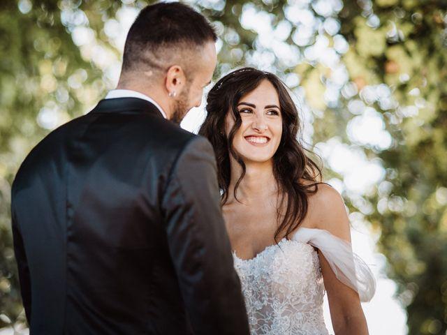 Il matrimonio di Andrea e Nicole a Parma, Parma 77