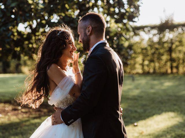 Il matrimonio di Andrea e Nicole a Parma, Parma 83