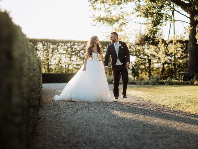 Il matrimonio di Andrea e Nicole a Parma, Parma 89