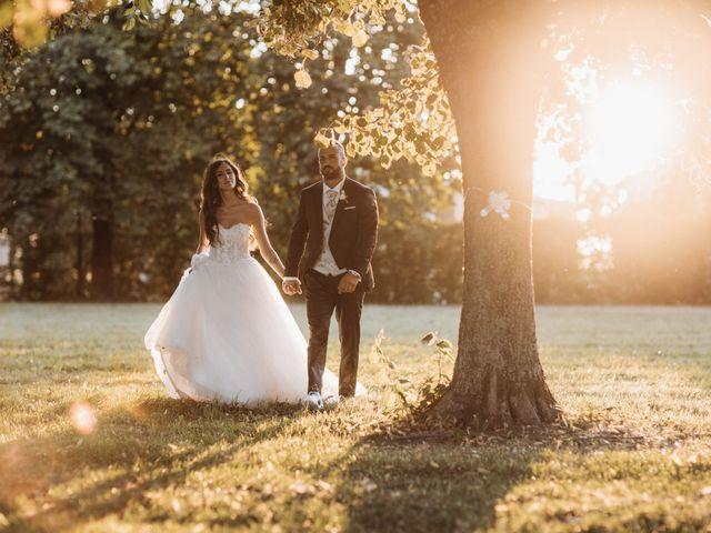 Il matrimonio di Andrea e Nicole a Parma, Parma 95