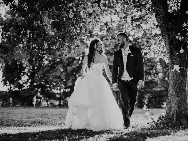 Il matrimonio di Andrea e Nicole a Parma, Parma 98