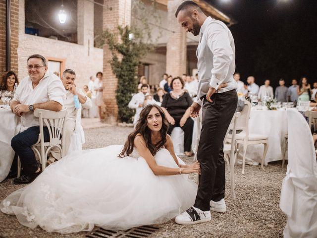 Il matrimonio di Andrea e Nicole a Parma, Parma 110