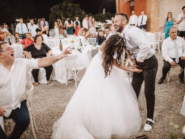 Il matrimonio di Andrea e Nicole a Parma, Parma 112