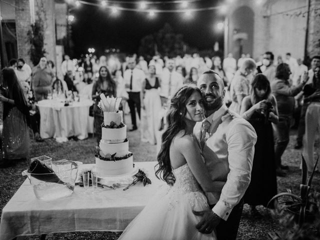 Il matrimonio di Andrea e Nicole a Parma, Parma 117