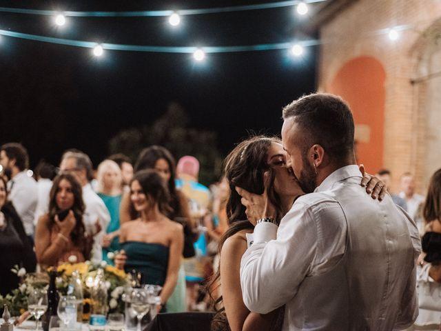 Il matrimonio di Andrea e Nicole a Parma, Parma 121