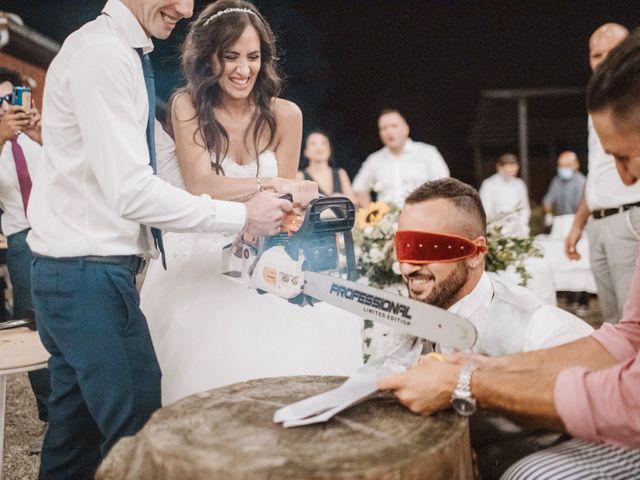 Il matrimonio di Andrea e Nicole a Parma, Parma 122