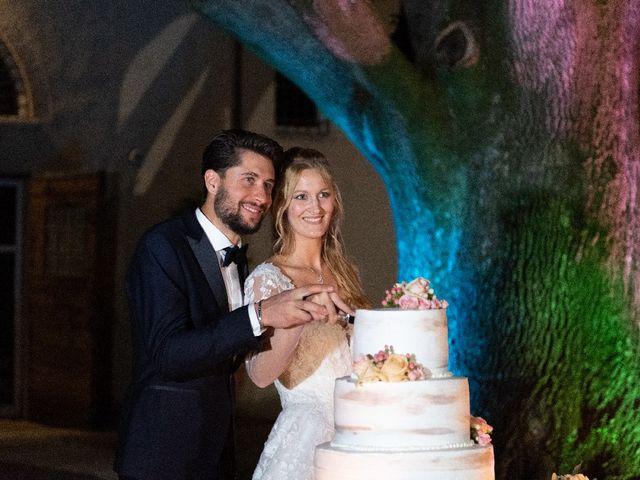 Le nozze di Consuelo e Alessandro