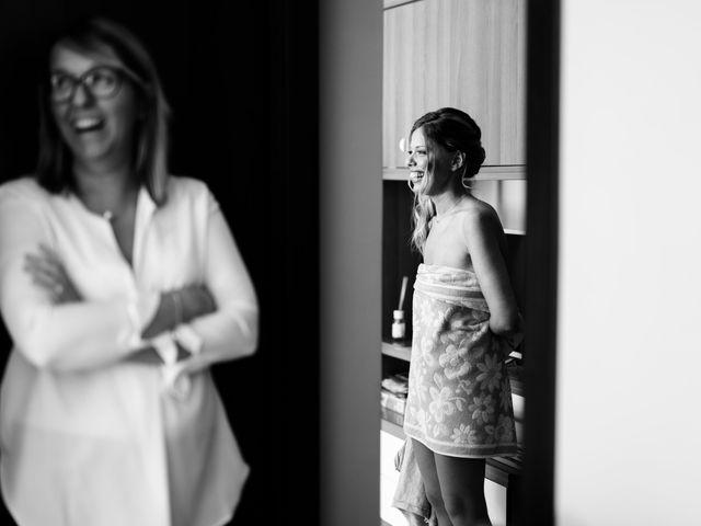 Il matrimonio di Michele e Valentina a Mesero, Milano 10