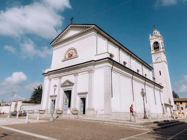 Il matrimonio di Michele e Valentina a Mesero, Milano 19