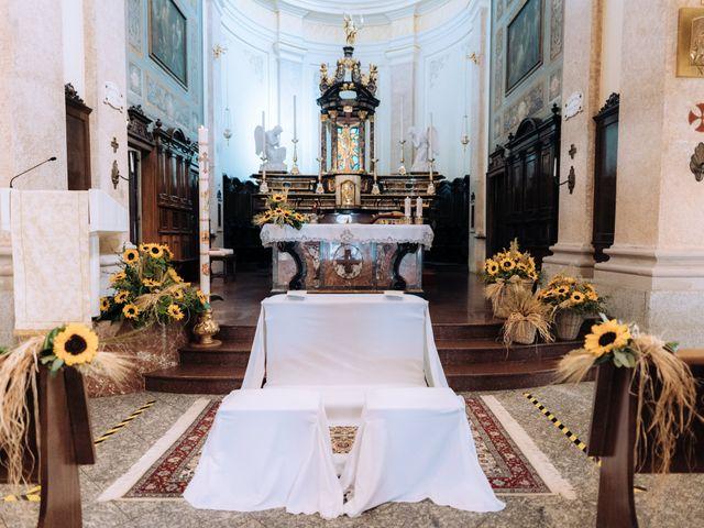 Il matrimonio di Michele e Valentina a Mesero, Milano 20
