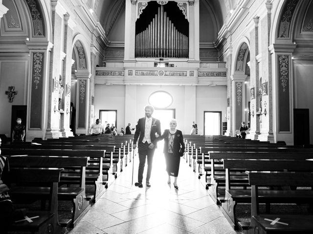 Il matrimonio di Michele e Valentina a Mesero, Milano 23