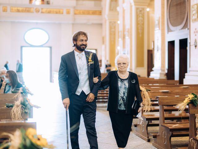 Il matrimonio di Michele e Valentina a Mesero, Milano 24