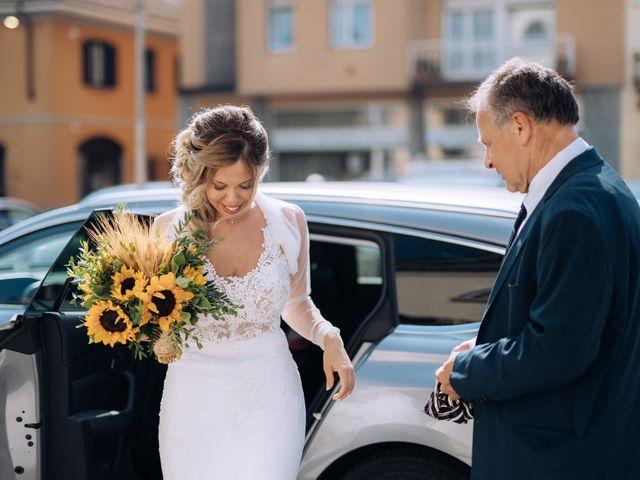 Il matrimonio di Michele e Valentina a Mesero, Milano 27