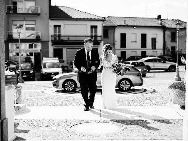 Il matrimonio di Michele e Valentina a Mesero, Milano 29