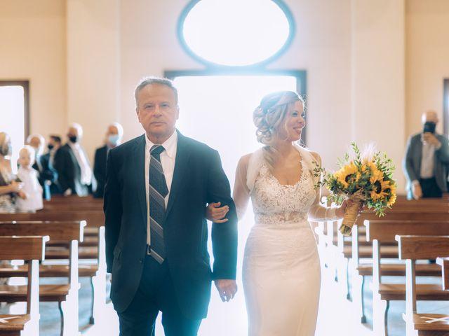 Il matrimonio di Michele e Valentina a Mesero, Milano 30
