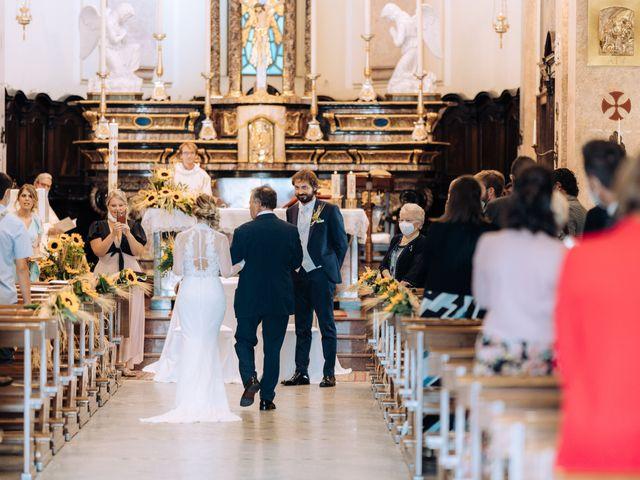 Il matrimonio di Michele e Valentina a Mesero, Milano 31