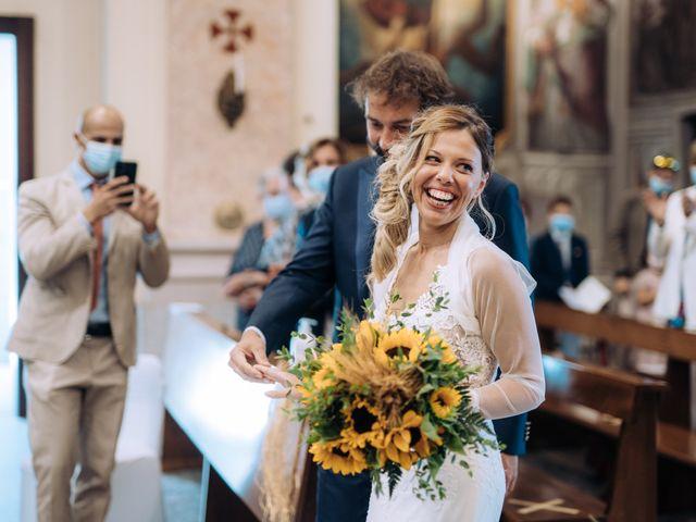 Il matrimonio di Michele e Valentina a Mesero, Milano 32
