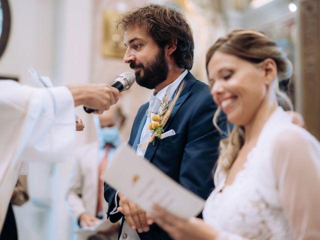 Il matrimonio di Michele e Valentina a Mesero, Milano 38