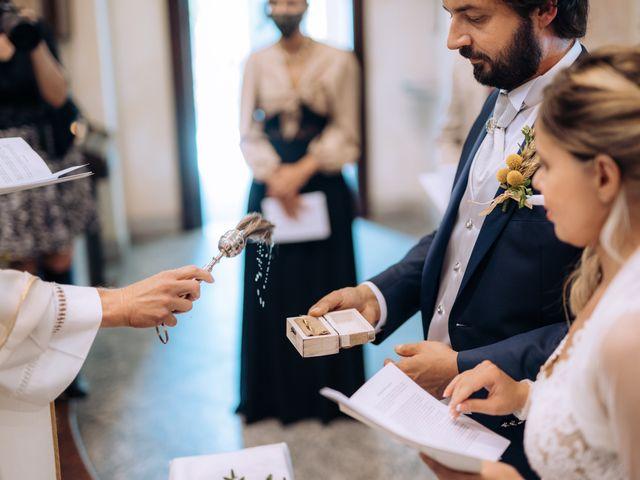 Il matrimonio di Michele e Valentina a Mesero, Milano 39