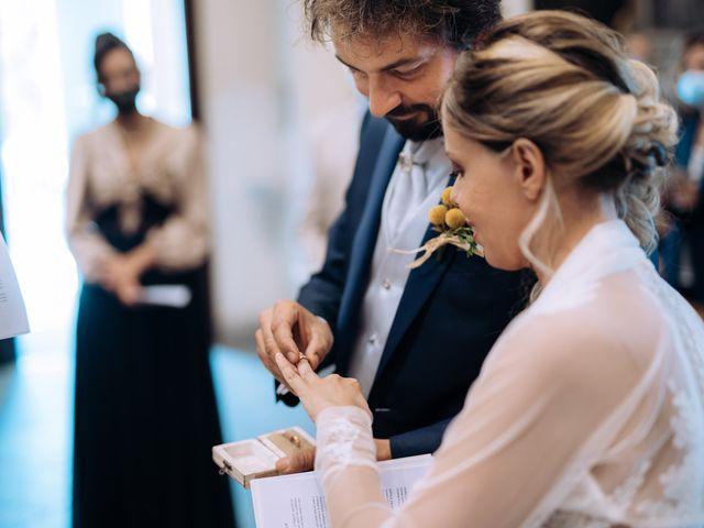 Il matrimonio di Michele e Valentina a Mesero, Milano 40