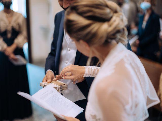 Il matrimonio di Michele e Valentina a Mesero, Milano 41