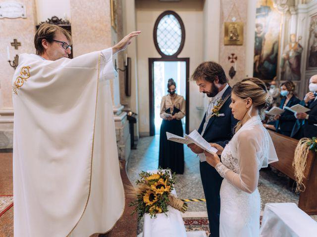 Il matrimonio di Michele e Valentina a Mesero, Milano 42