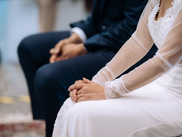 Il matrimonio di Michele e Valentina a Mesero, Milano 46