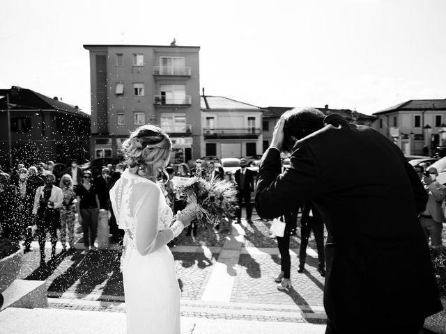 Il matrimonio di Michele e Valentina a Mesero, Milano 50