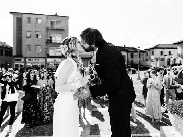 Il matrimonio di Michele e Valentina a Mesero, Milano 52