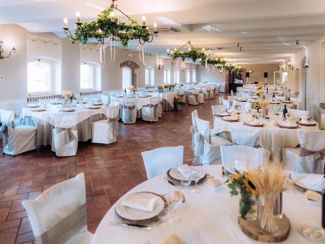 Il matrimonio di Michele e Valentina a Mesero, Milano 54