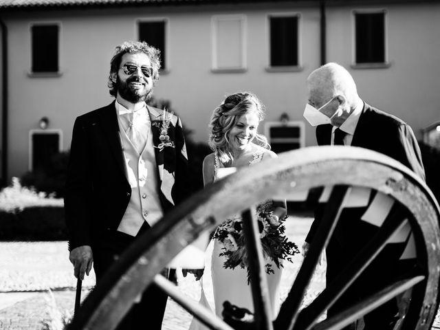 Il matrimonio di Michele e Valentina a Mesero, Milano 59
