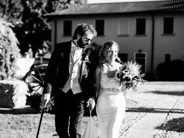 Il matrimonio di Michele e Valentina a Mesero, Milano 60