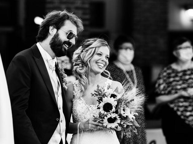 Il matrimonio di Michele e Valentina a Mesero, Milano 62